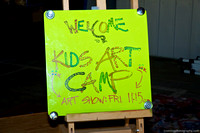 North Tahoe Kids Art Camp