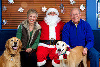 CAH Doggies With Santa